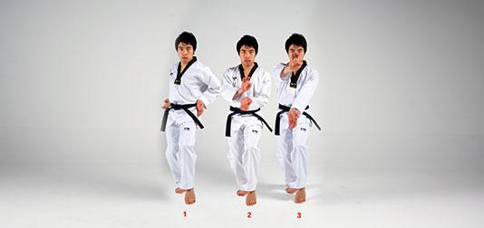 Taesan-milgi (태산밀기)