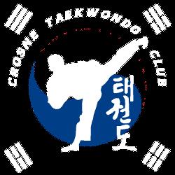 Logo du club de taekwondo de crosne 91560