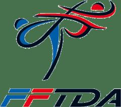 Logo fédération française de taekwondo et disciplines associées