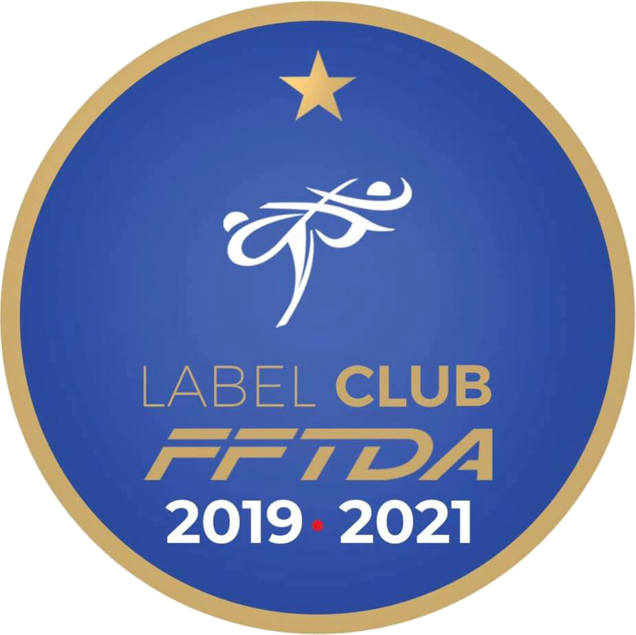 Logo labelisation club de taekwondo de crosne 91560